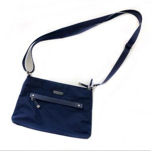 Baggallini Navy Blue Crossbody Bag